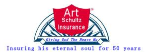 art schultz insurance